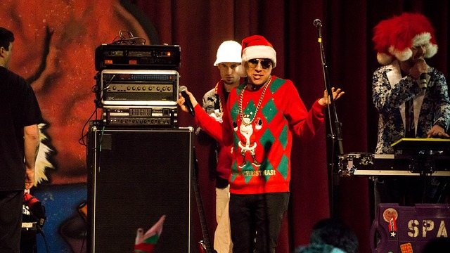 vánoční večírek
