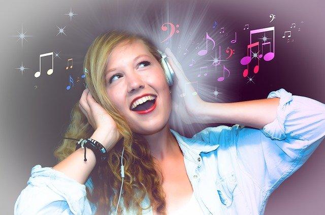 zpěvák karaoke