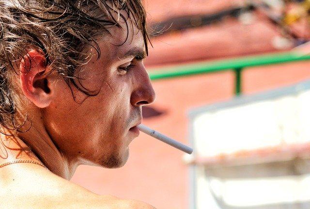 cigareta v puse