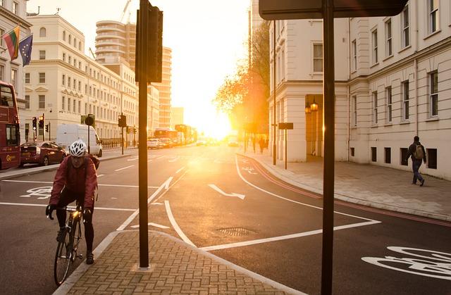 ranní cyklistika