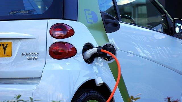 elektrické auto