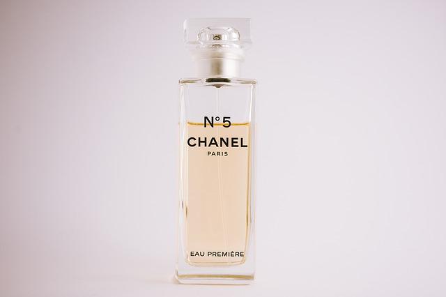 luxusní vůně Chanel