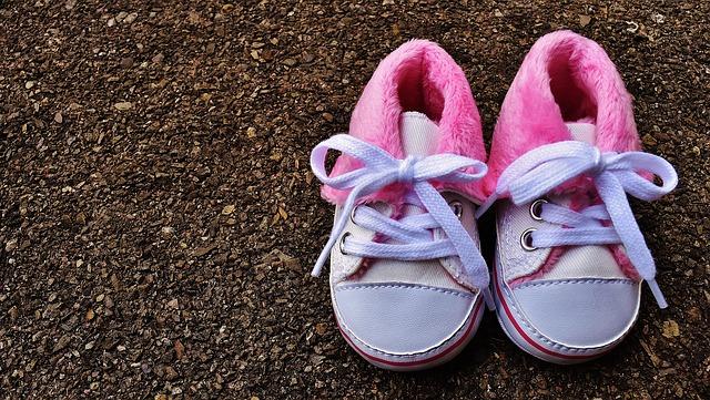 botičky pro holčičku