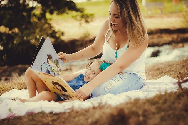 čtení na dece