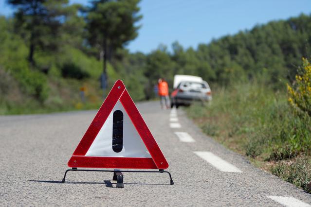 nehoda vozidla
