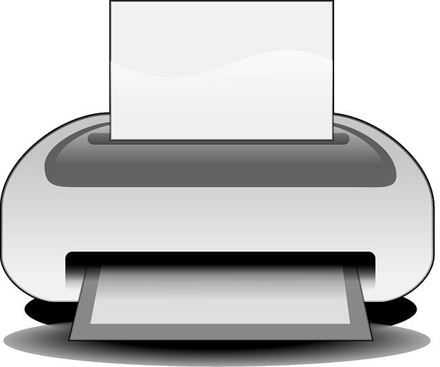 domácí tiskárna